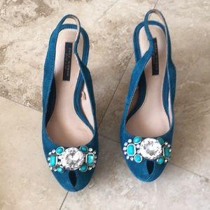 Zara Woman S/S 2.011 High Heels shoes